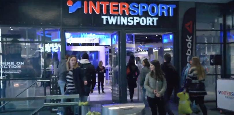 New intersport ceo the global strategy will be at the heart