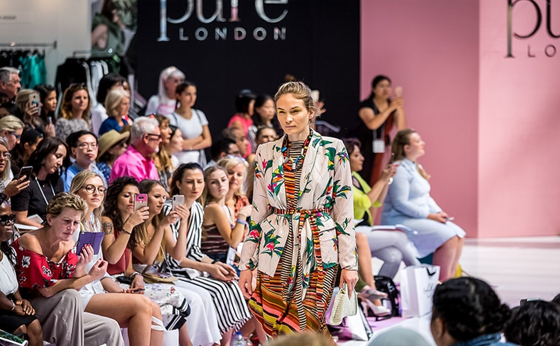 Pure Origin to launch trend catwalk and tech and innovation area