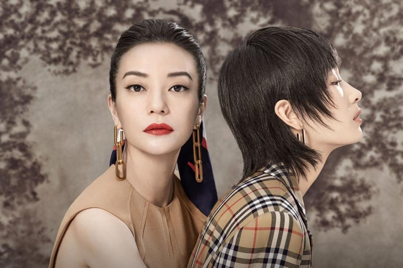 Burberry criticised for 'creepy' Chinese New Year campaign