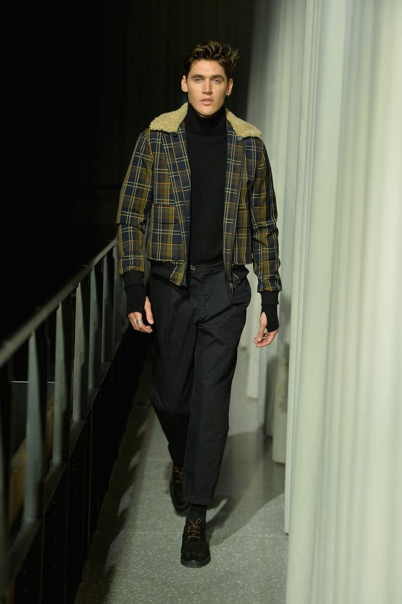 LFW Men's: Oliver Spencer highlights sustainability