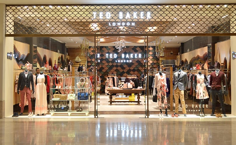 62282b260 Ted Baker posts 12.2 percent increase in retail sales