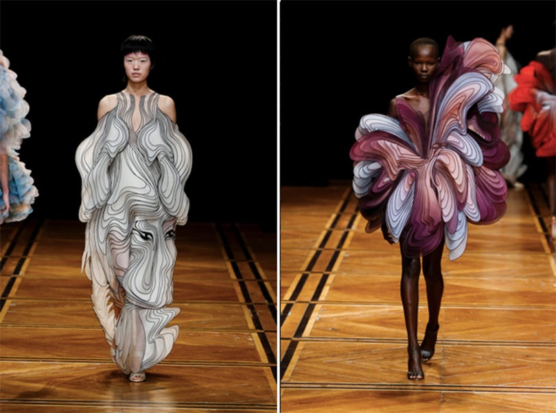 0759792b19c9 Iris van Herpen blends DNA engineering and early astronomy into couture