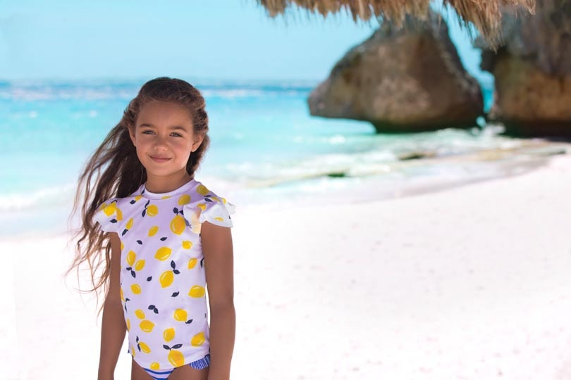 "16a11c2cd6 How the ""George-Effect"" put kids swimwear brand Sunuva on the global  fashion map"