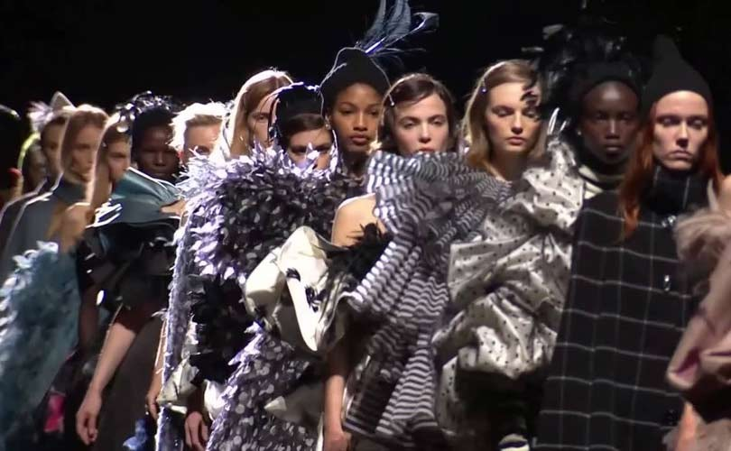 Marc Jacobs ends NYFW on high note