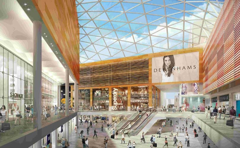 New retail initiative aims to fill shopping centre vacancies