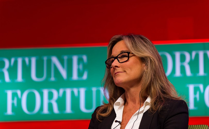 Angela Ahrendts exits Apple