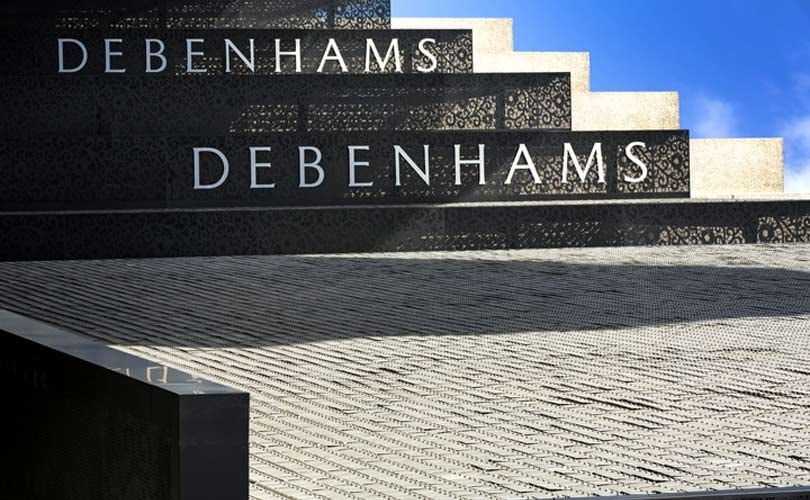 Debenhams may close 20 stores under CVA this year