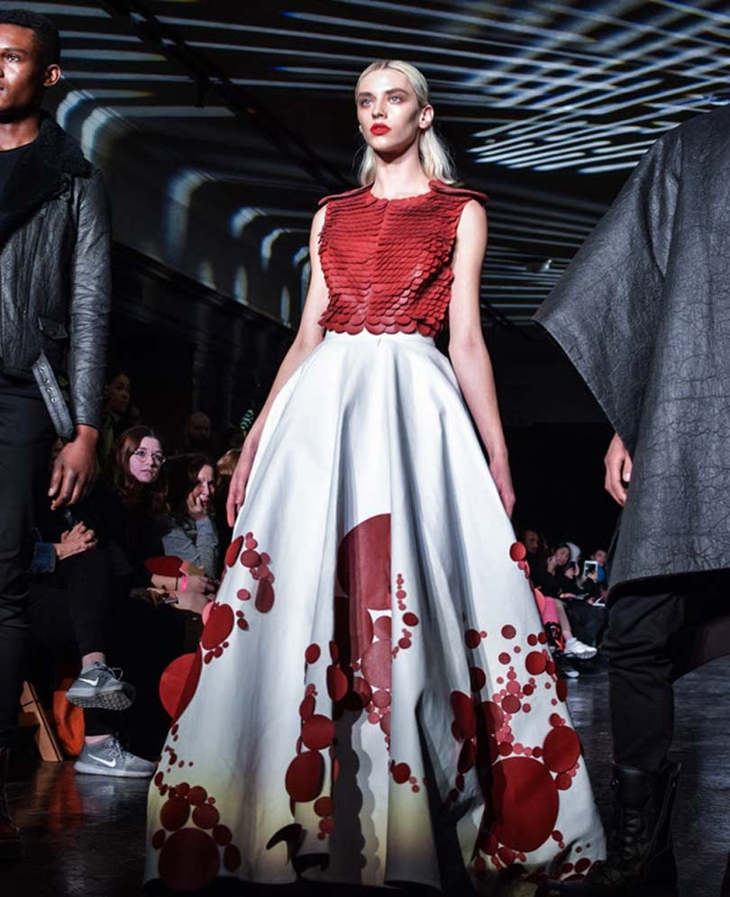 Fashion: In Pictures: The World's First Vegan Fashion Week In Los