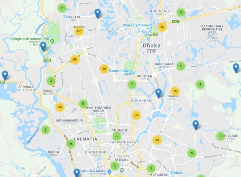 Sourcing breakthrough: First ever garment factory map launched