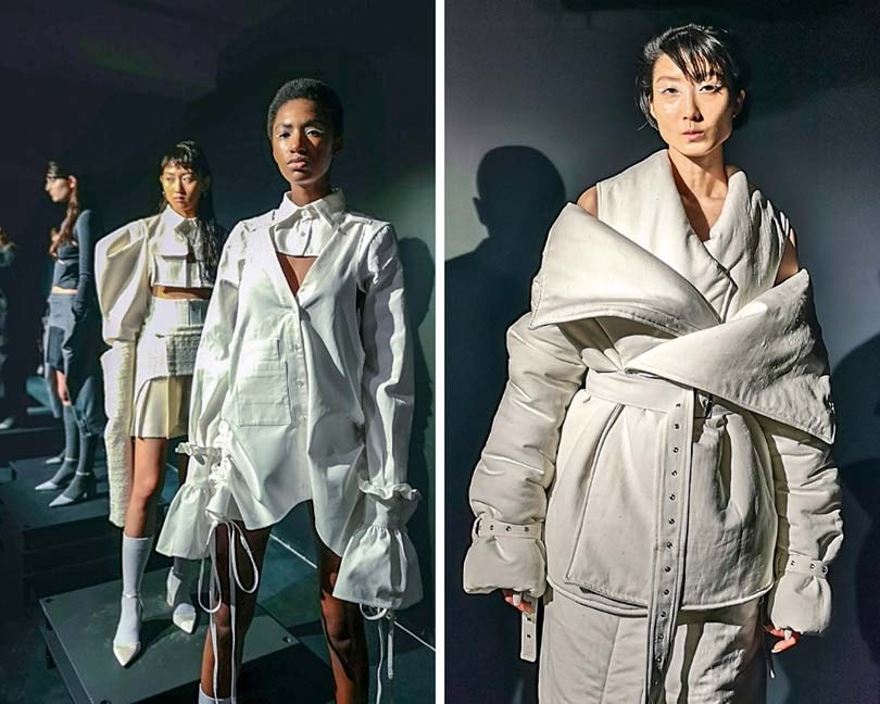 LFW: Wesley Harriott 'Sixth Rank' AW19