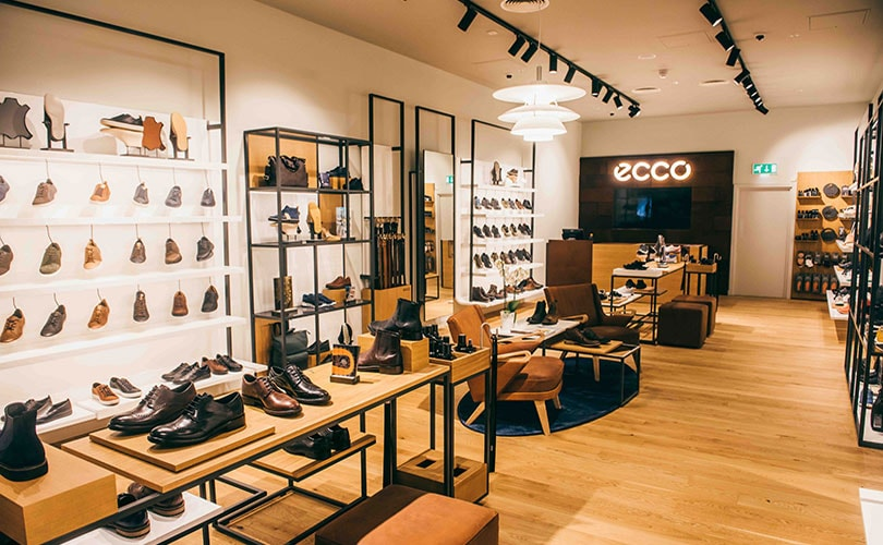 günstig kaufen Turnschuhe 2018 tolle Auswahl Ecco relocates to larger space at St David's