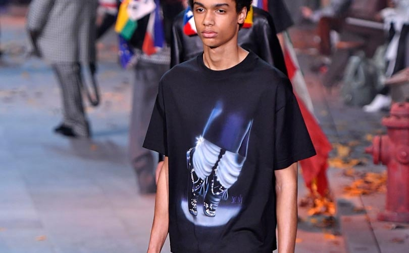 """d96a96b47cac Louis Vuitton pulls """"direct"""" Michael Jackson references from collection.  Fashion"""