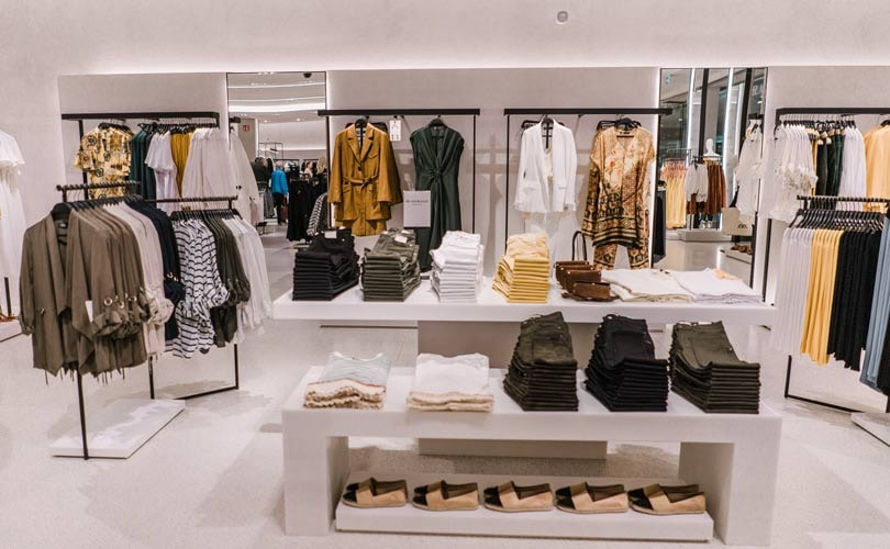Zara Opens One Of Its Biggest Stores At Intu Lakeside