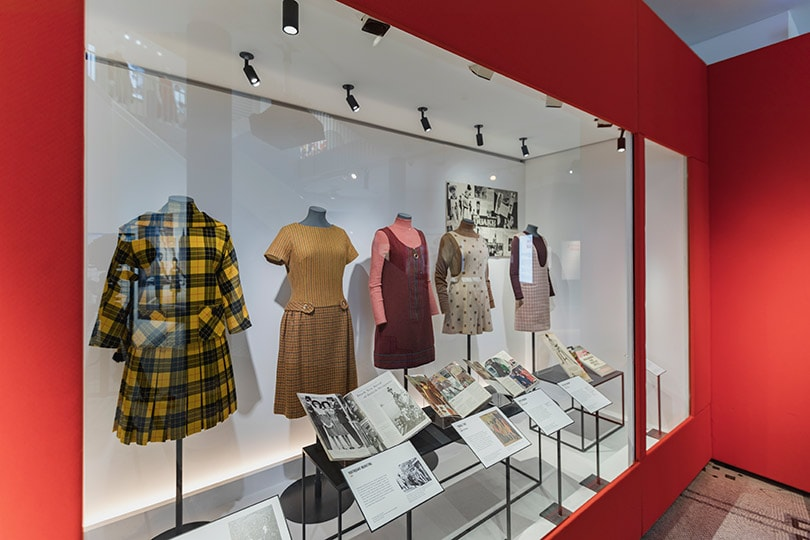 Mary Quant retrospective opens at V&A