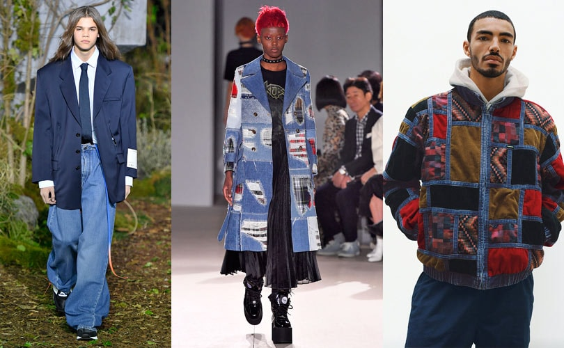 Streetwear Trends 2020.Noughties Utility And Americana To Inspire Denim Trends For