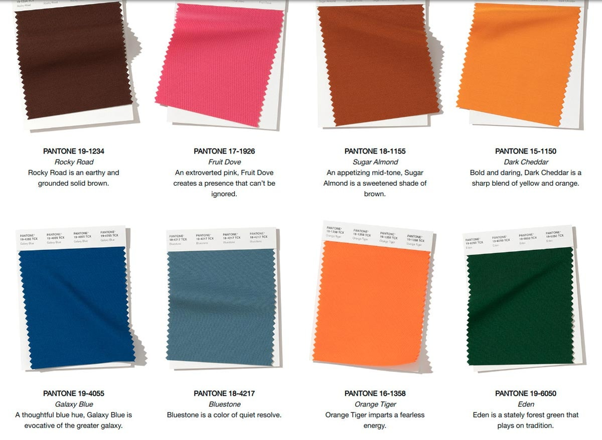 The consumer trends with Pantone colors retailers should know