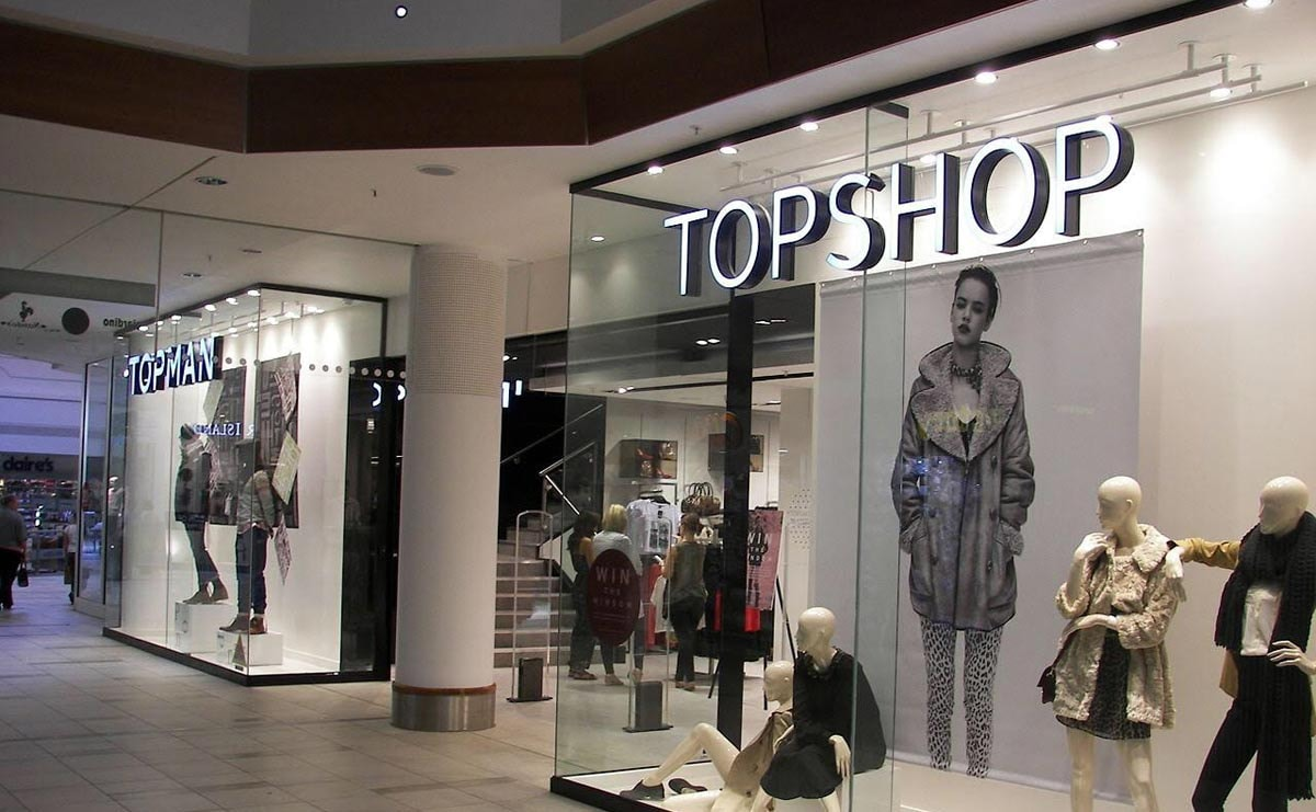 Topshop customers not put off by Arcadia's woes, yet