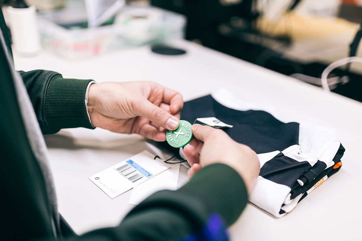 New jobs in fashion: sneaker authentication specialist