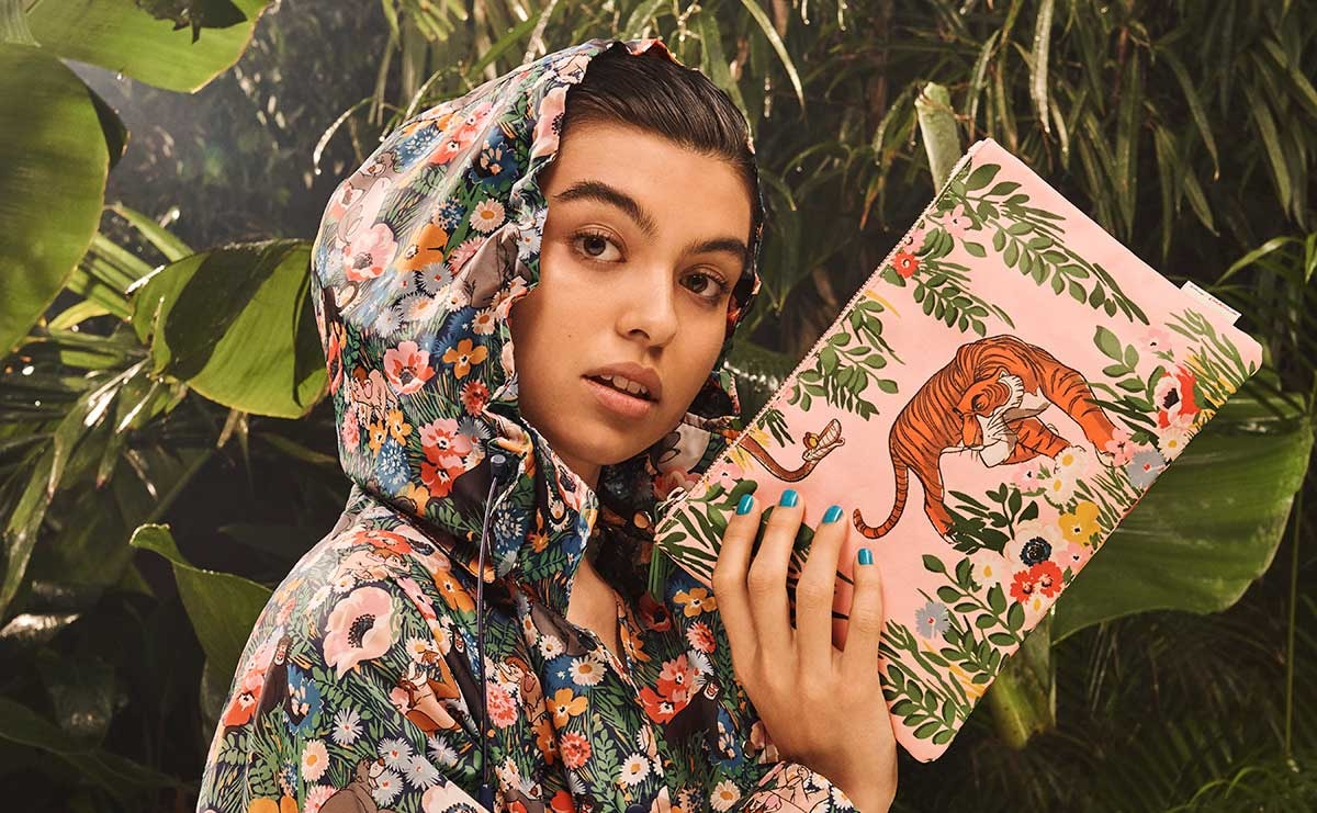 Debtor Incredible Symptoms  First Look: The Jungle Book x Cath Kidston