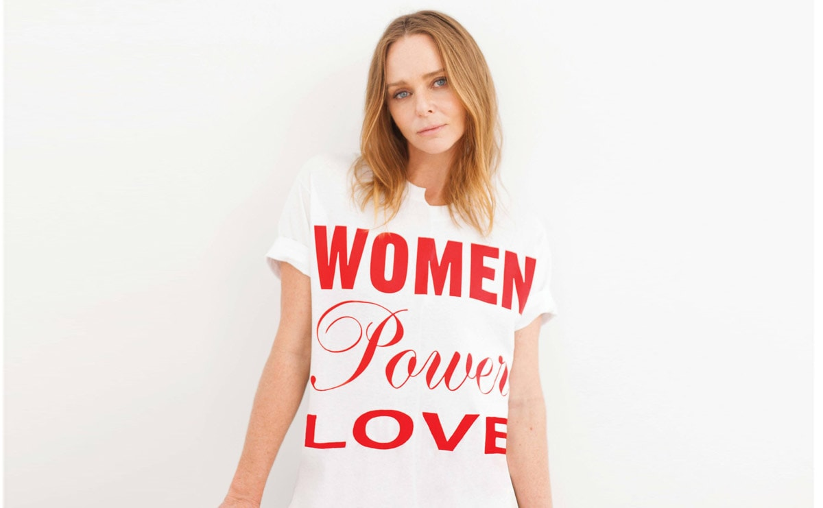 Stella McCartney and Google Cloud partner to track supply chain data