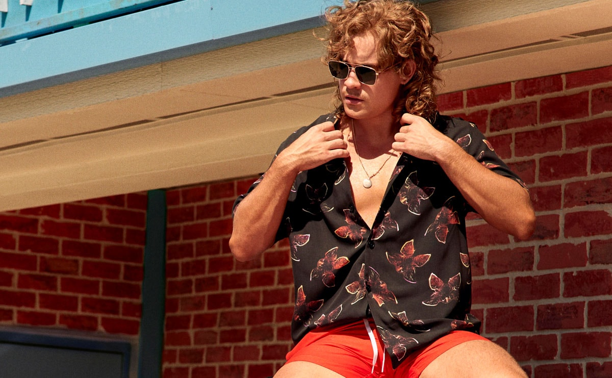 H&M teams up with Netflix for Stranger Things capsule collection