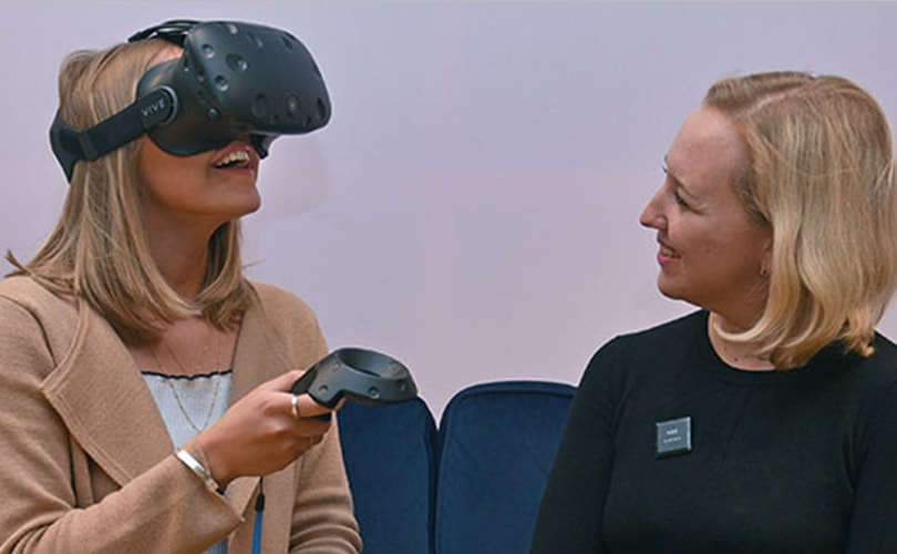 John Lewis to trial virtual reality experience