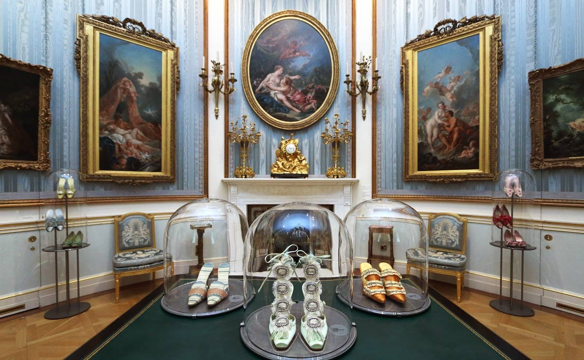 Manolo Blahnik exhibition opens at The Wallace Collection