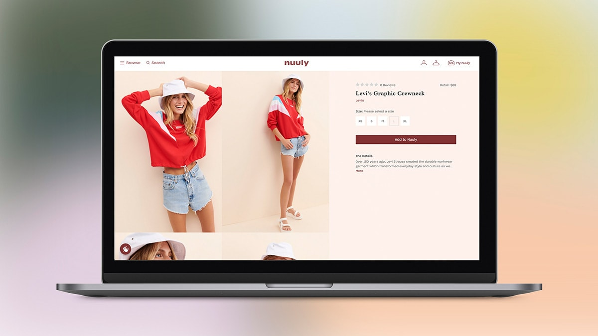 Urban Outfitters launches clothing rental company Nuuly