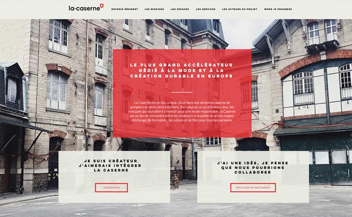 La Caserne: primera incubadora dedicada a la moda sostenible en París