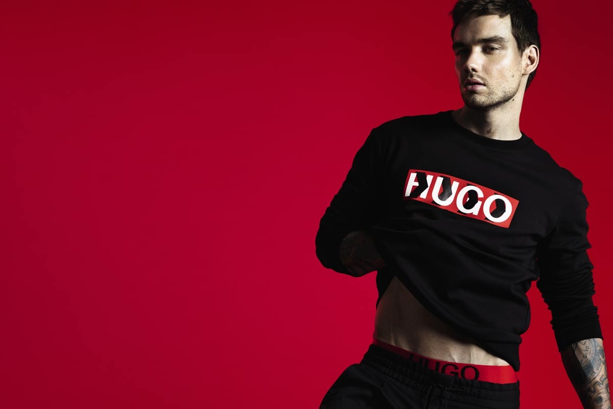 In pictures: Hugo launches Liam Payne capsule collection