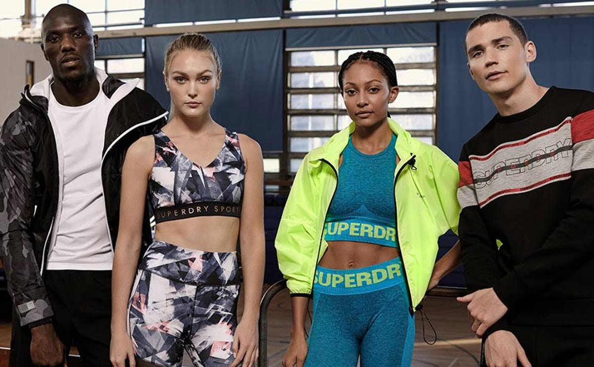 Superdry reports 85 million pound loss following difficult year
