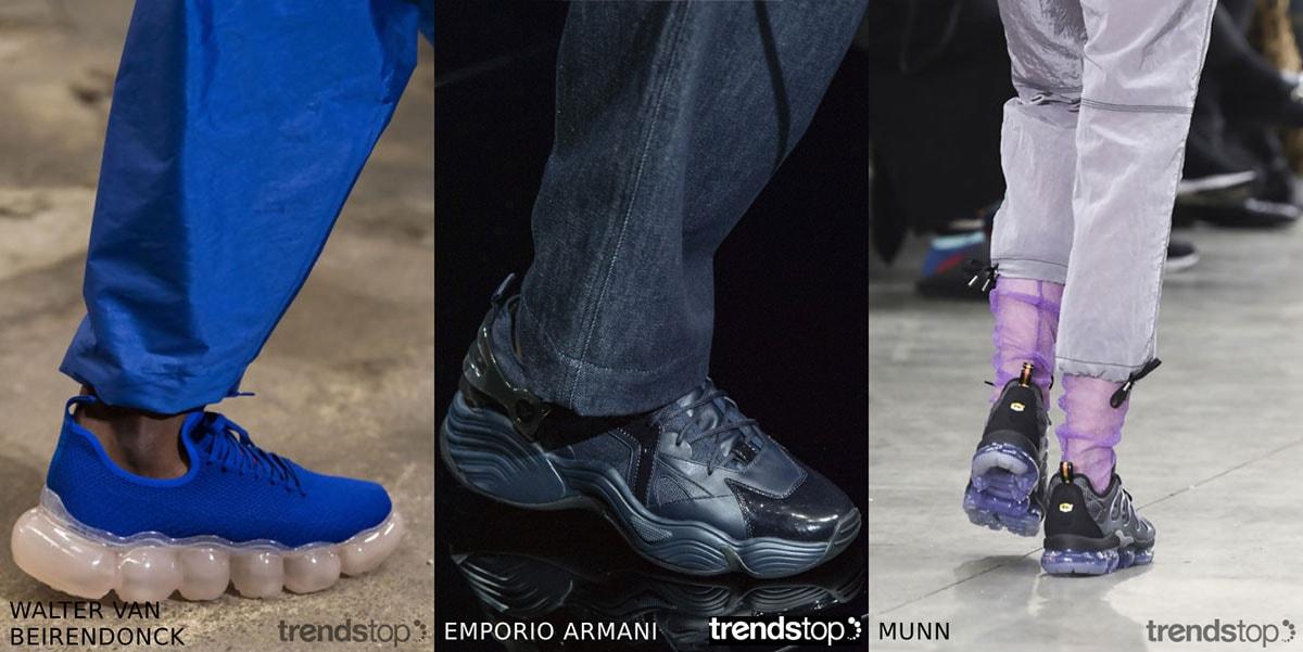 Mens Shoes 2020 Trends.Key Men S Footwear On The Catwalks Spring Summer 2020