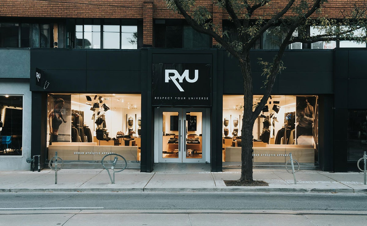 RYU Apparel announces changes to board of directors