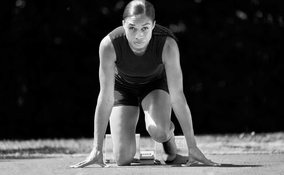 Athleta signs first-ever sponsored athlete