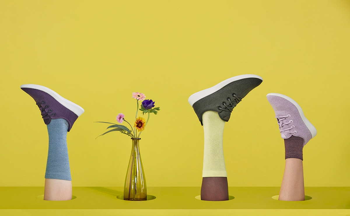 Allbirds launches socks with brand new material
