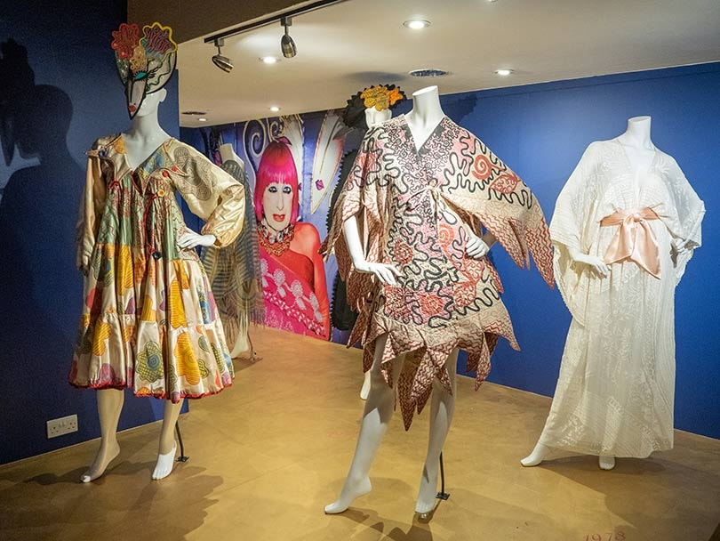 Inside Zandra Rhodes: 50 Years of Fabulous
