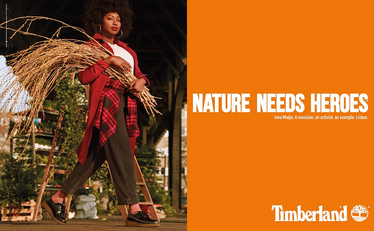 Timberland pledges to plant 50 million trees by 2025