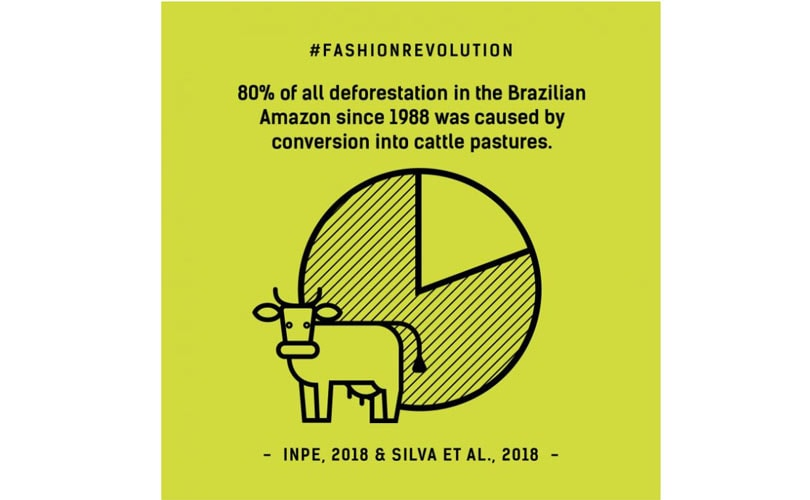 VF Corp stops sourcing leather from Brazil