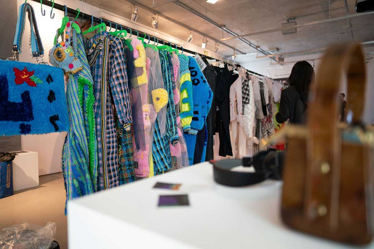 In Pictures: 2019 Exhibition of Parsons MFA Fashion Design & Society
