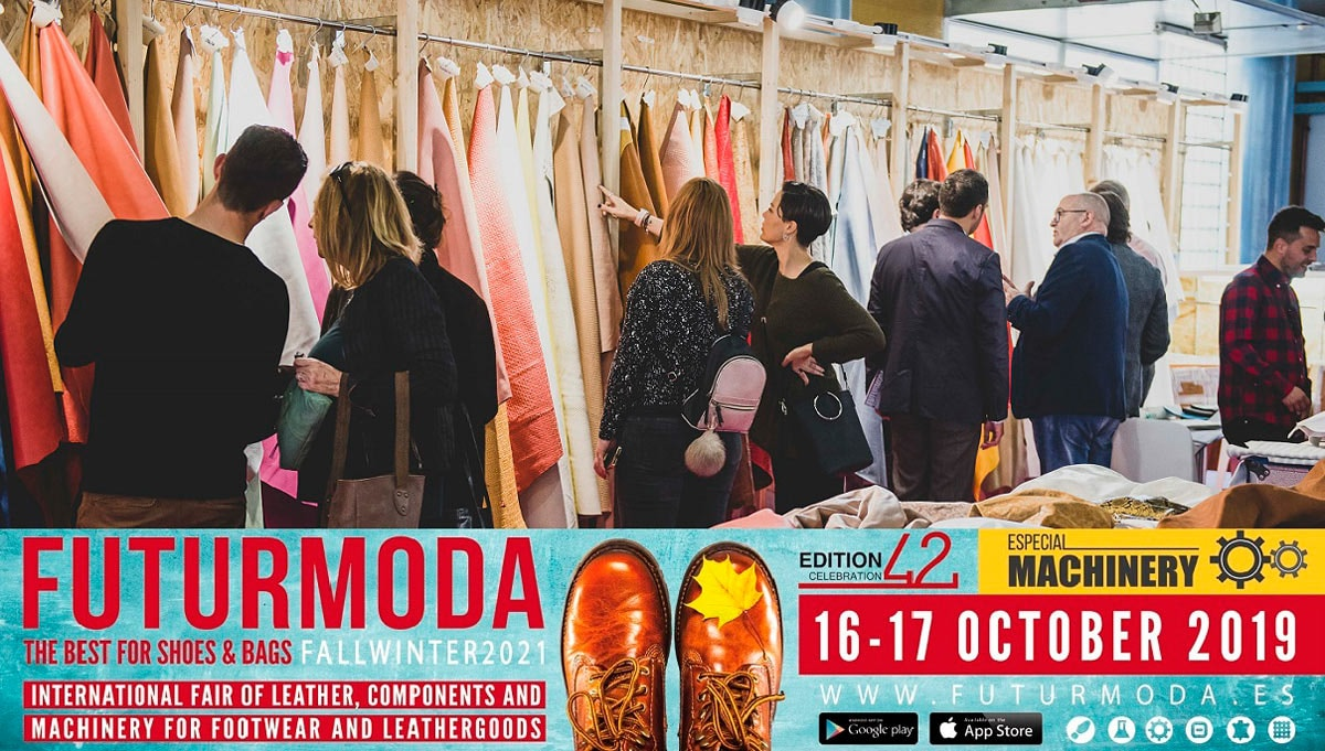 FUTURMODA October 2019 Come and visit us