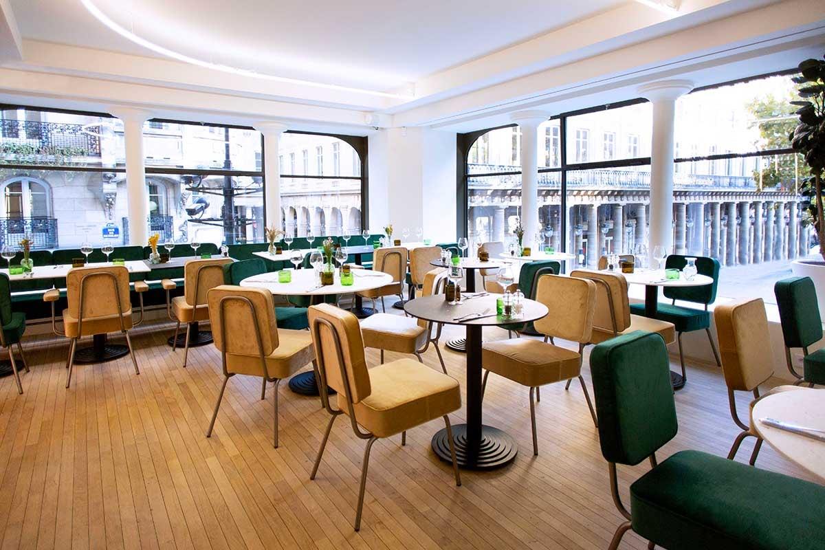Maison Kitsuné debuts first restaurant in Paris
