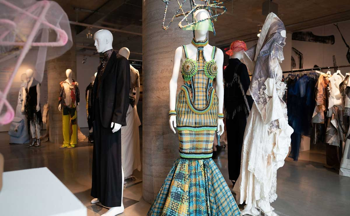 Parsons Mfa Generation 8 2019 Fashion Design Society Exhibit