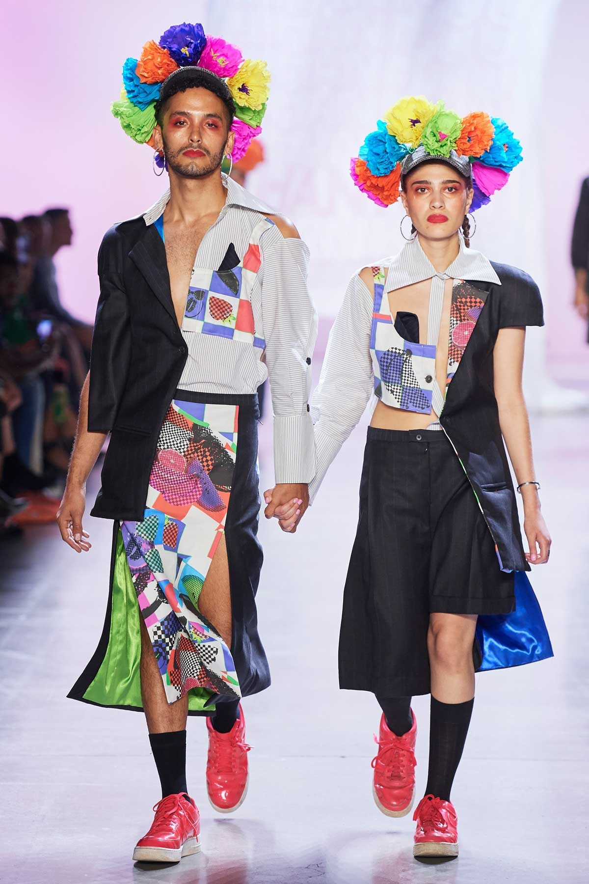 Rhode Island School of Design graduates close NYFW