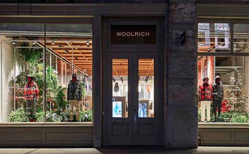 Woolrich opens doors to new NYC flagship store