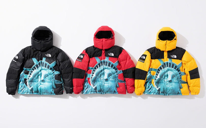 Supreme And The North Face Reveal Autumn 2019 Collection