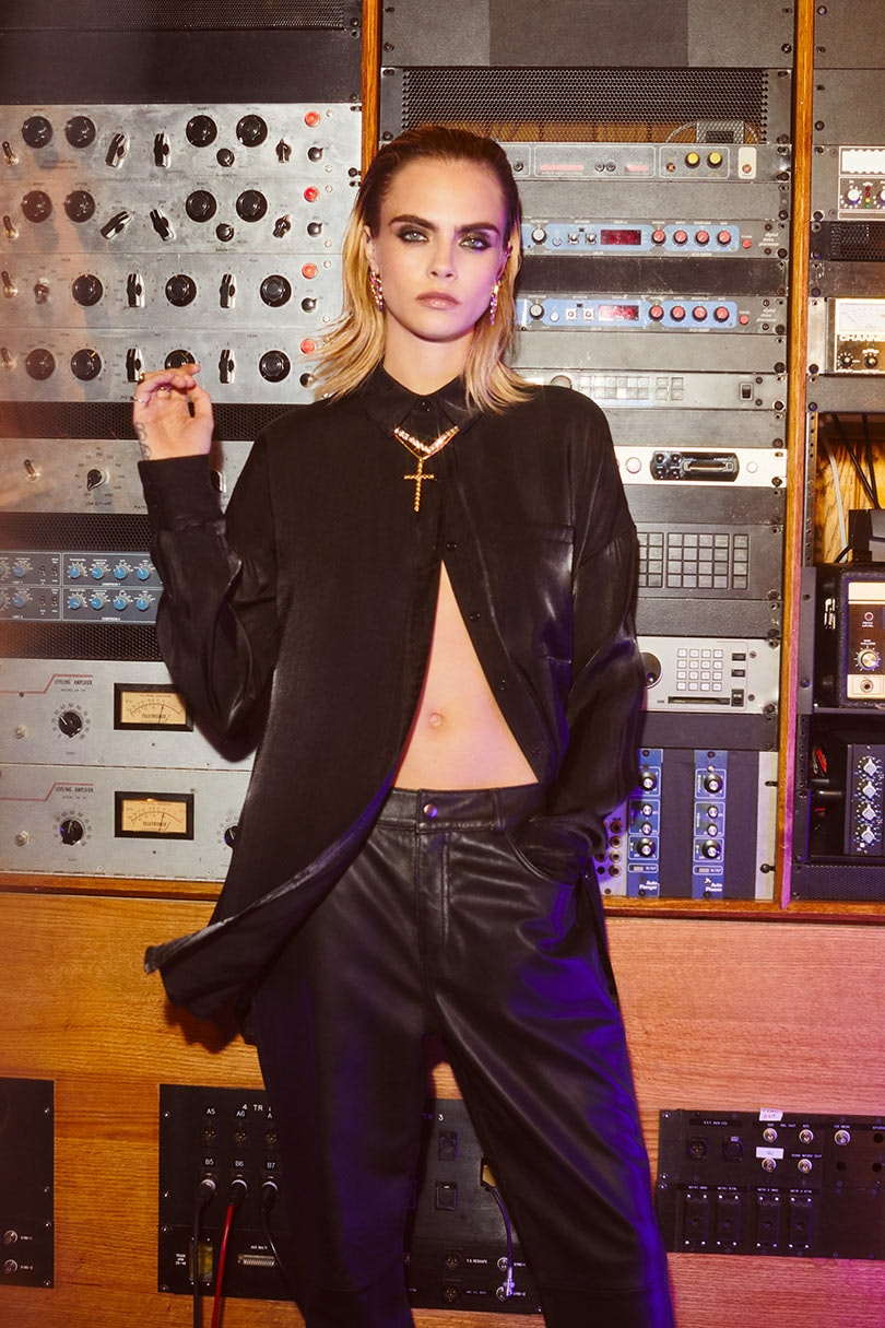 In pictures: Nasty Gal launches collaboration with Cara Delevingne