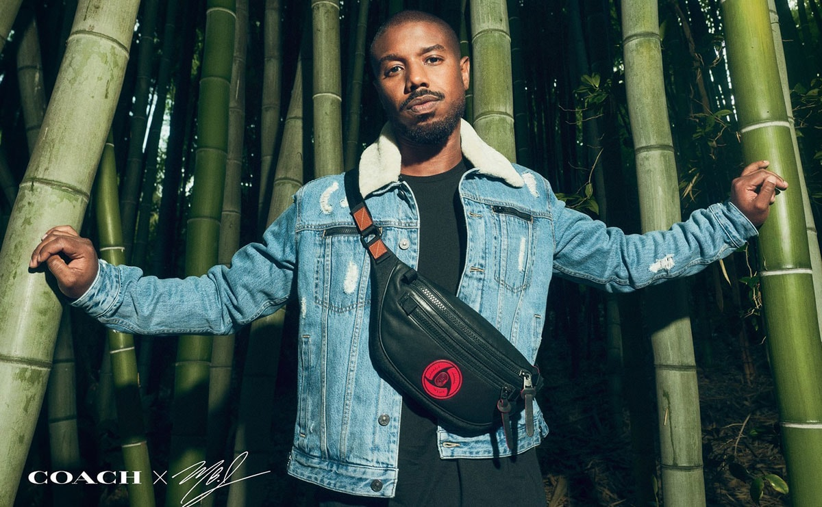 Coach launches new collaboration with actor Michael B. Jordan