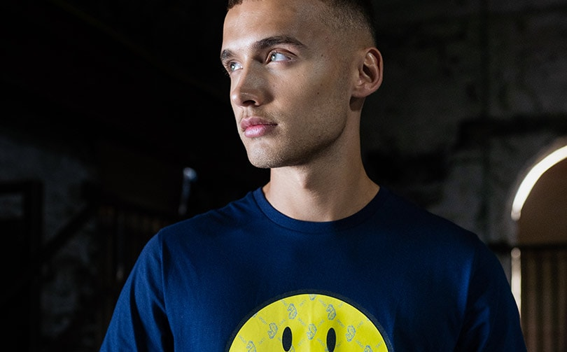 Luke 1977 unveils capsule line with Smiley