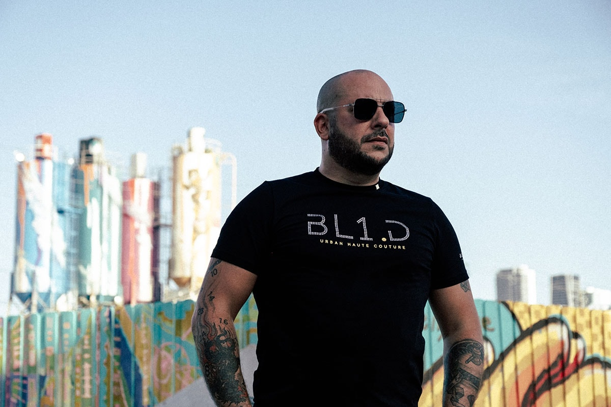BL1.D: the luxury brand that comes from the streets and is for the streets, without discrimination
