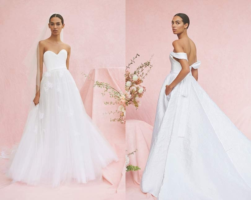 Bridal Fashion Week Fall 2020 highlights
